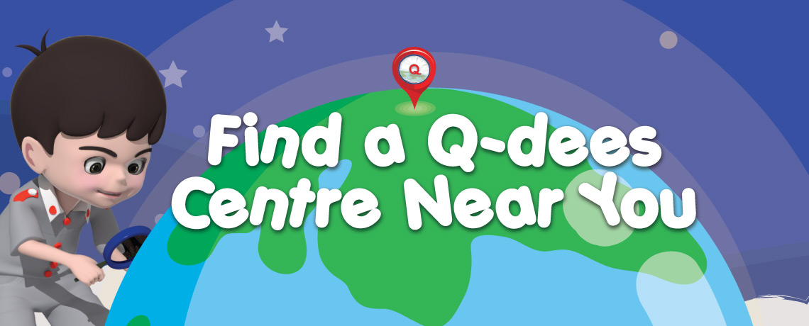 Find a Q-dees Centre Near You