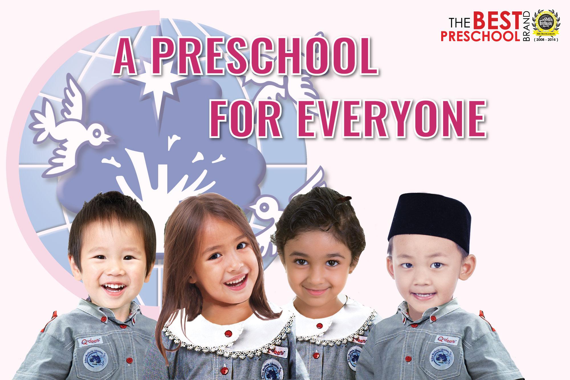 A Preschool For Everyone
